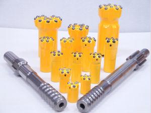 Thread T45 Series Yk05 Button Drill Bit pictures & photos