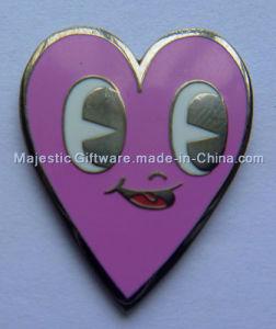 Zinc Die Cast Customized Hard Enamel Badge pictures & photos