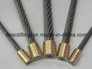AISI Steel Wire Rope 6*19 Made in China pictures & photos