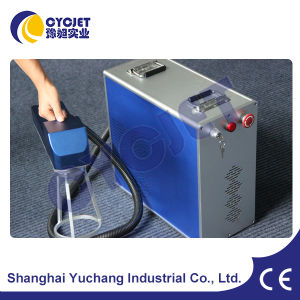 Cycjet Laser Handheld Laser Marking Machine pictures & photos