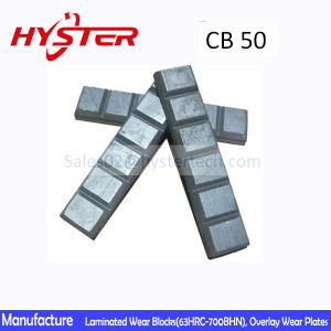 Excavator Spare Parts Wear Protection Chocky Bar CB50 pictures & photos