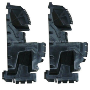 Mould for Automobile Injection Molding (rubber +PC)