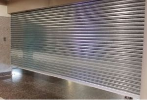 Industrial&Residential&Commercial Steel Rolling Shutter Door pictures & photos