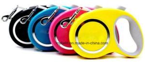 Dog Retractable Leash Durable Nylon Collar Pet Leash pictures & photos