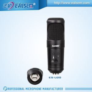 USB Digital Microphone - Record with Professional-Grade Studio Sound-Microphone as Music Equipment pictures & photos