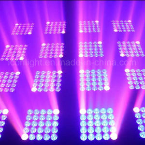 25PCS 10W Matrix Beam Moving Head for Disco Light (ICON-M065) pictures & photos