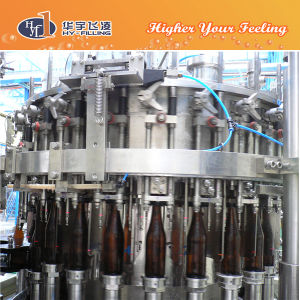 Hy-Filling Glass Bottle Non Alcoholic Bottling Machine pictures & photos