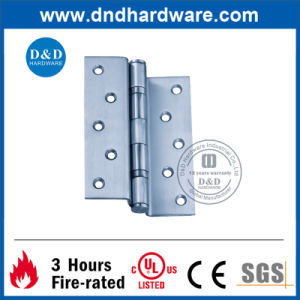 Ball Bearing Stainless Steel Crank Hinge with UL Certificated (DDSS011) pictures & photos