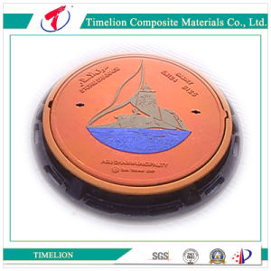 Long Life Span BMC Round Highway Manhole Covers pictures & photos