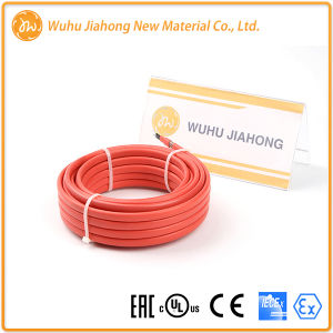 Self Regulating Heating Cable for Snow Melting Plastic Pipe Freeze Protection pictures & photos