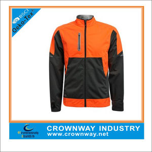 Best Winter Outdoor Windstopper Softshell Jacket for Men pictures & photos