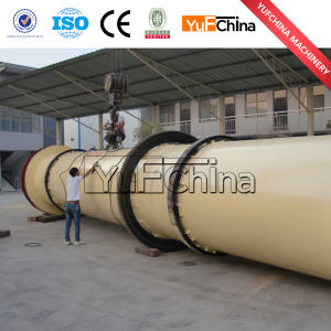 Three Drum Dryer with Telescopic Structure pictures & photos