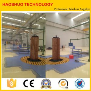 Vertical Coil Winding Machine for Transformer pictures & photos