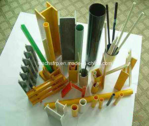 Fiberglass Pultruded Round Tube with High Strength pictures & photos