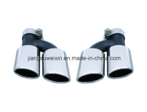 "High Quality S7 2012-2014"" Exhaust Tail Throat Exhaust Tail Pipe pictures & photos"