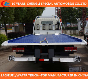 Dongfeng Recovery Truck 4X2 Platform Wrecker Dongfeng 4X2 Wrecker Truck pictures & photos