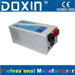Fashion white color 2000W low frequency pure sine wave solar inverter (DX-2000W) pictures & photos
