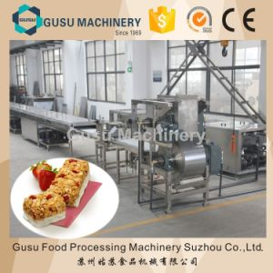 ISO9001 Gusu Small Capacity Nuts Bar Making Machine pictures & photos