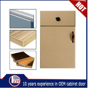 2016 New Glossy Fiber Acrylic Kitchen Cabinet Door (directly factory price) pictures & photos