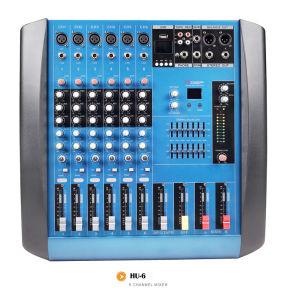 Mixing Console/Phu6/Mixer/Soud Mixer/Professional Mixer /Console/Sound Console/Brand Mixer pictures & photos