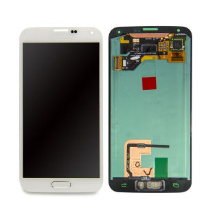LCD Display Touch Digitizer Screen Replacement for Samsung Galaxy S5 9600 pictures & photos