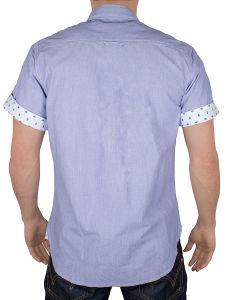 2017 New Arrival 100%Cotton Men European Dress Shirts (A440) pictures & photos