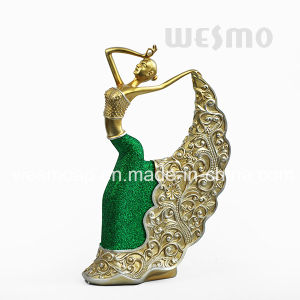 Resin Decorative Pavane Statue pictures & photos