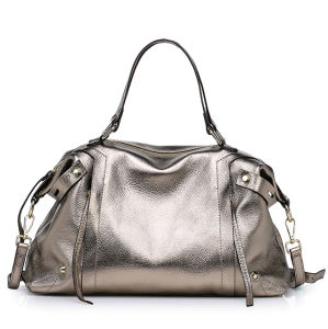 PU Women Handbag Ome Custom Retail Leather Ladies′ Handbag (ZX10329) pictures & photos