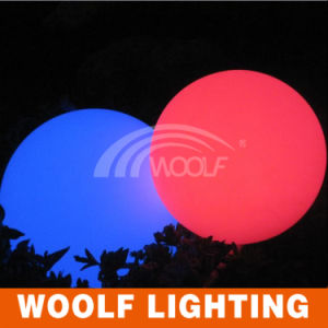 Rechargeable Waterproof IP65 Illuminated LED Ball Light pictures & photos