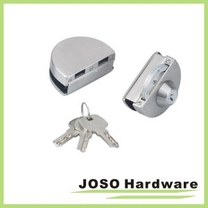 Keyed Sliding Glass Door Lock Deadbolt Door Locks (GDL009B) pictures & photos
