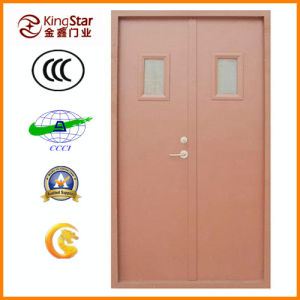 Customizable Wooden Fireproof Door with Right Price