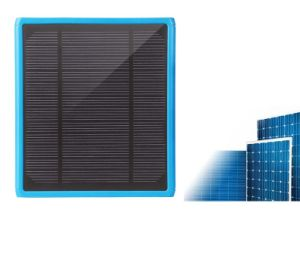 High Capacity 15000mAh Universal Solar Power Bank Wtih LED Torch pictures & photos