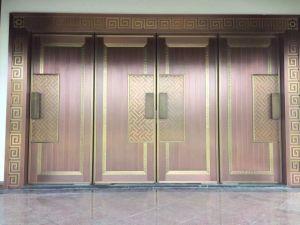 Luxurious Inexpensive Copper Door pictures & photos