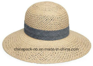 Cool Wide Brim Beach Hats for Girl (CPA_90010) pictures & photos