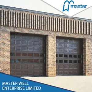 China Safely Automatic Sectional Industry Garage Door pictures & photos