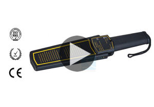 New High Sensitivity Security Handheld Metal Detector Xld-Gp3003b1 pictures & photos