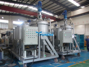 Yuneng Explosion-Proof Tyre Oil Distillation Plant pictures & photos