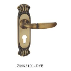 Zinc Alloy Handles (ZM63101-DYB) pictures & photos