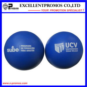 Logo Customized New Colorful Promotion PU Stress Ball (EP-P58309) pictures & photos