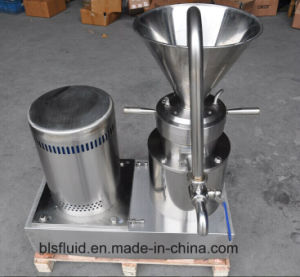 stainless steel nut butter grinder