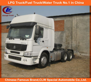 Sinotruk HOWO 6X4 Left Hand Drive 371HP Prime Mover, Heavy Tractor Truck pictures & photos