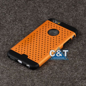 Double Layer Armor Defender Case for iPhone 6s Plus pictures & photos