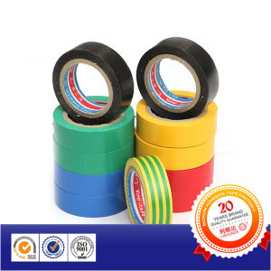 Colorful Custom Printed Insulation Adhesive PVC Electrical Tape pictures & photos