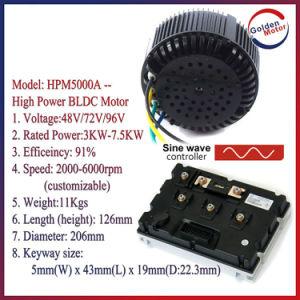 China 3kw 5kw 10kw 20kw Bldc Brushless Electric