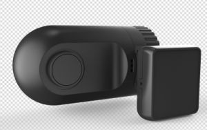 Mini Shape Car DVR with Display and GPS Inside Sp-618