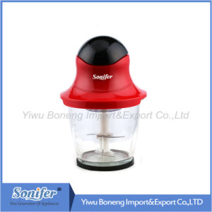Sf-3162 Glass Chopper; Electric Dry Meat Chopper, Food Blender