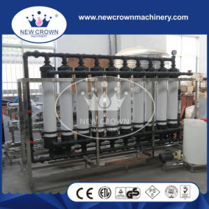 3000L Per Hour Speed Ultra Filter Membrane Drinking Water Treatment System in Stainless Steel pictures & photos