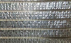 Shade Rate Inside Aluminum Shade Screen Cloth Net pictures & photos