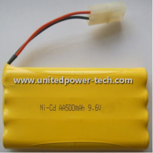 Ni-CD Rechargeable Nickel Cadmium 1.2V 900mAh Battery pictures & photos
