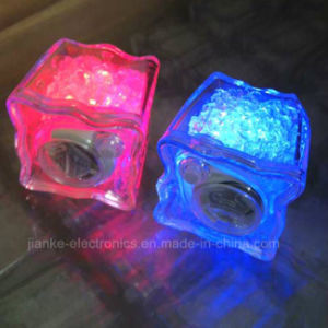 Flashing Light Ice Cube Promotion Gifts with Logo Printed (3188) pictures & photos